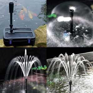 All In One Pond Pumps