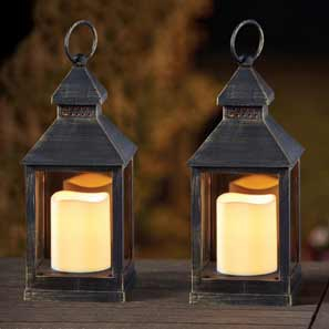 Battery Candle Lanterns