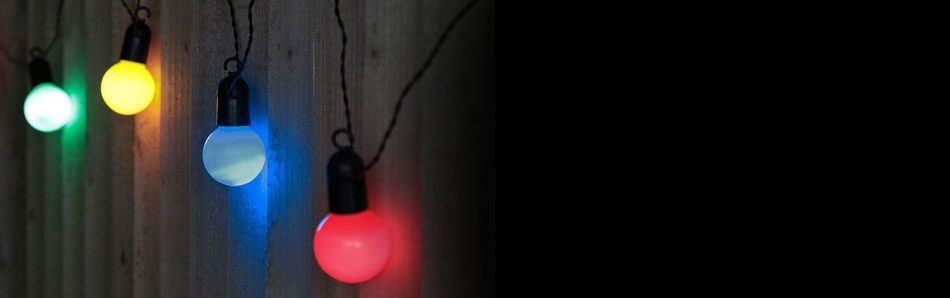 Battery Festoon Lights