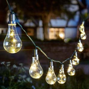 Eureka Solar Light Bulb