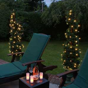 Outdoor Battery Fairy Lights