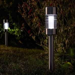 Solar Garden Lights Garden Lighting Powerbee Ltd
