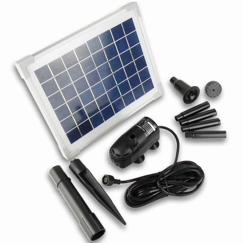 Solar Water Feature Spares