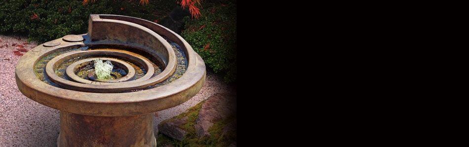 Water Features & Garden Fountains