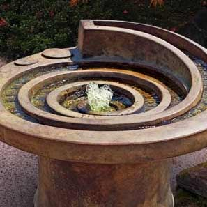 Water Features & Garden Fountains