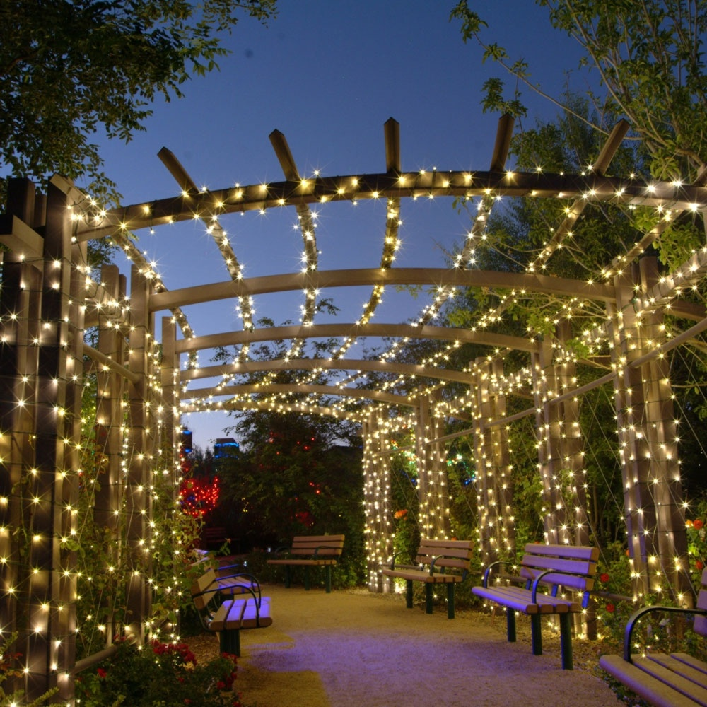 new arrival 2275a 70a1b Outdoor Battery Fairy Lights 500 LEDs - 50m